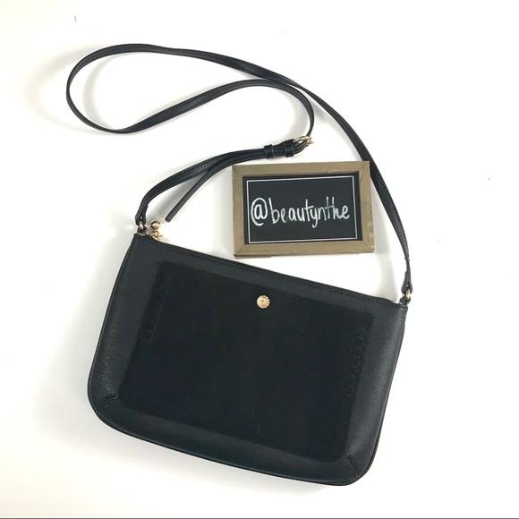 ad98d76ded1 LC Lauren Conrad Bags   Lauren Conrad Black Crossbody Bag   Poshmark